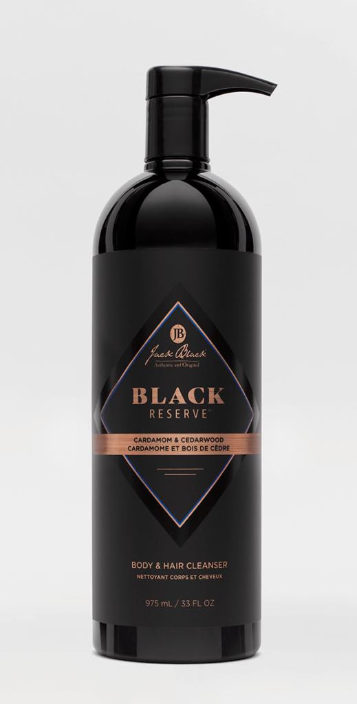 Black Reserve - Body Hair Cleanser