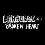 Language of a broken heart logo