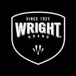 White Wright logo